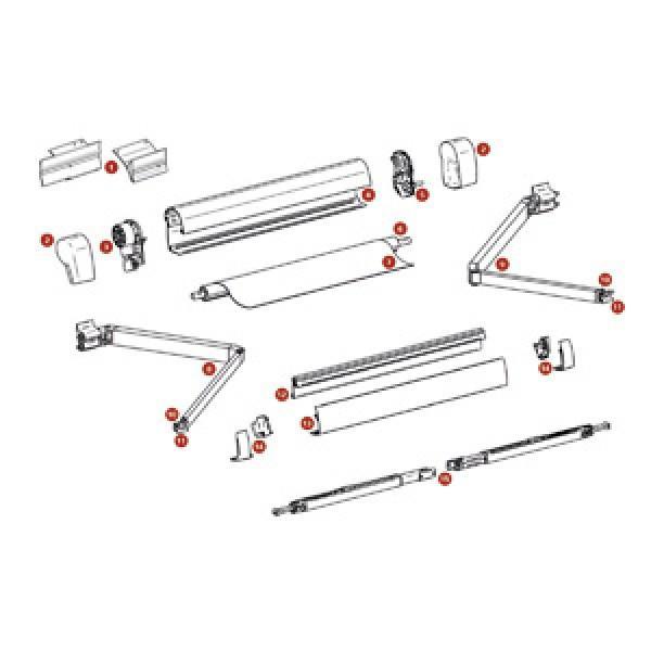 Montage-Adapterplatten Thule|Omnistor 5102