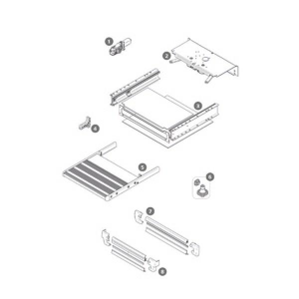 Schmutzschutz Thule Slide-Out Step V14 12V 550
