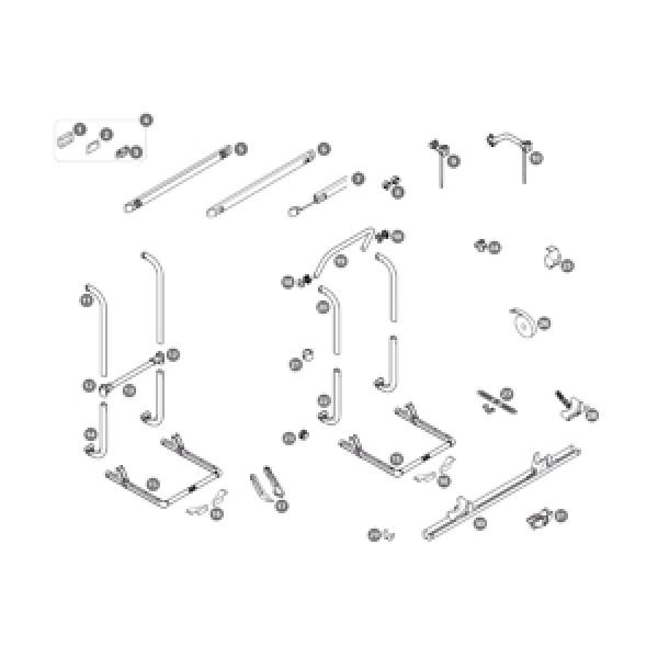 Einsteckring Plastik