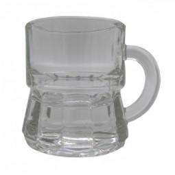 Schnapsglas mit Henkel für Camping