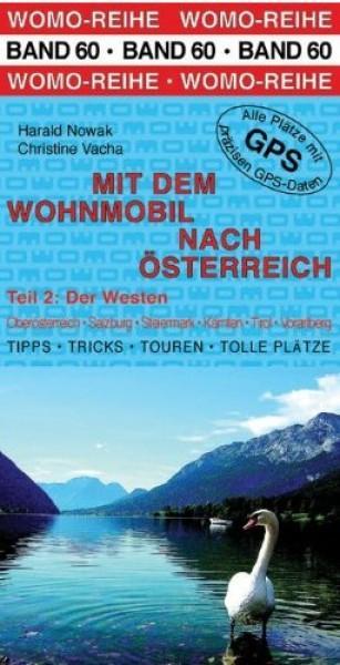 Mit dem Wohnmobil nach Österreich (West)
