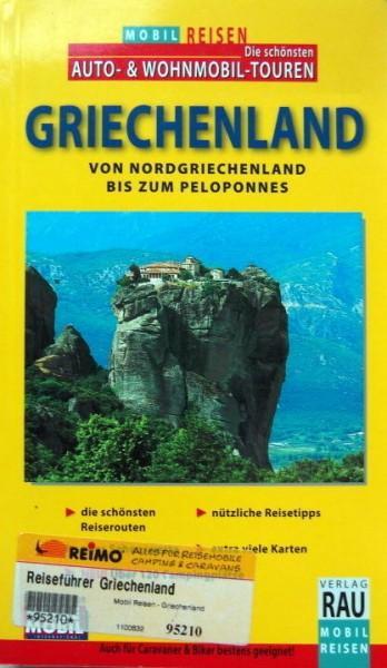 Wohnmobil-Tour Griechenland
