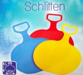 Schneerutscher für Kinder