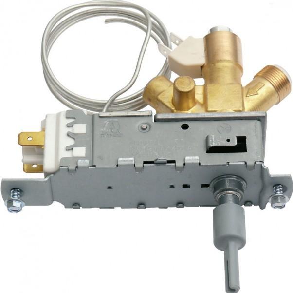 Gassicherheitsventil für Thetford-Kühlschränke N80, N90, N100, N112 - Version 2- und N109, N110, N11