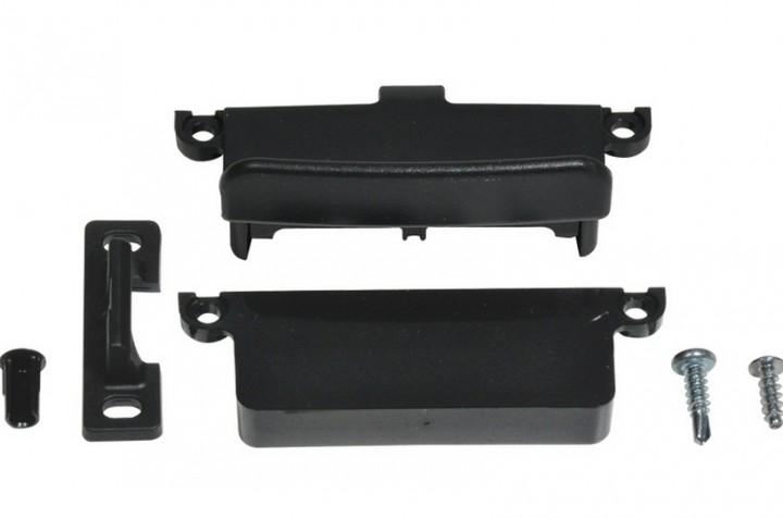 Griff inklusive Verriegelung für Thetford-Kühlschränke N3080, N3090, N3097