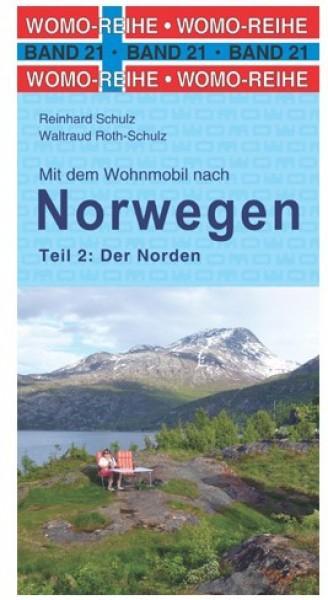 Mit dem Wohnmobil nach Norwegen Nord
