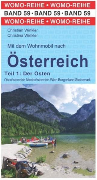 Mit dem Wohnmobil nach Österreich Ost