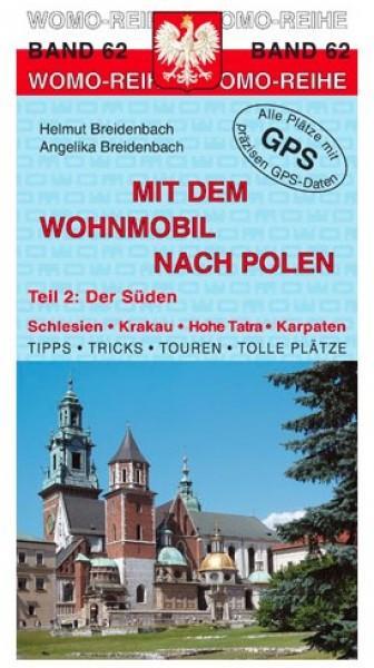 Mit dem Wohnmobil nach Polen Süd
