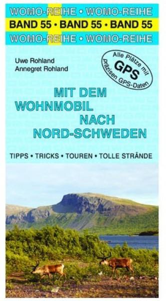 Mit dem Wohnmobil nach Schweden Nord