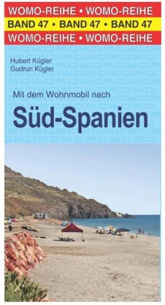 Mit dem Wohnmobil nach Spanien Süd