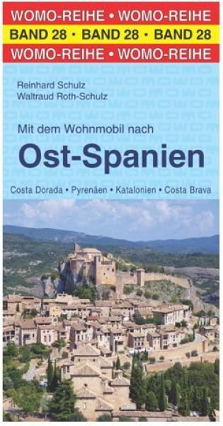 Mit dem Wohnmobil nach Spanien Ost