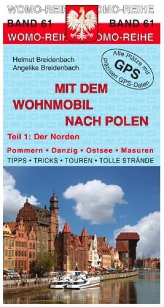 Mit dem Wohnmobil nach Polen Nord