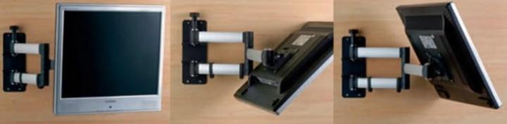 TFT-Wandhalterung SKY 10N 450mm