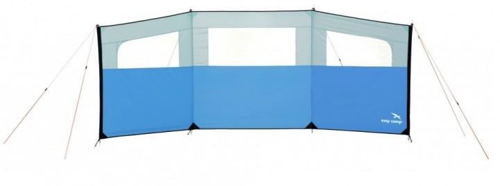 Easy Camp Windschutz blau/grau
