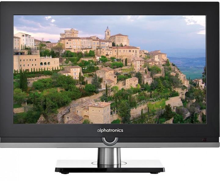 TFT-LED-DVD-Kombination alphatronics R-22W eWDSB-I