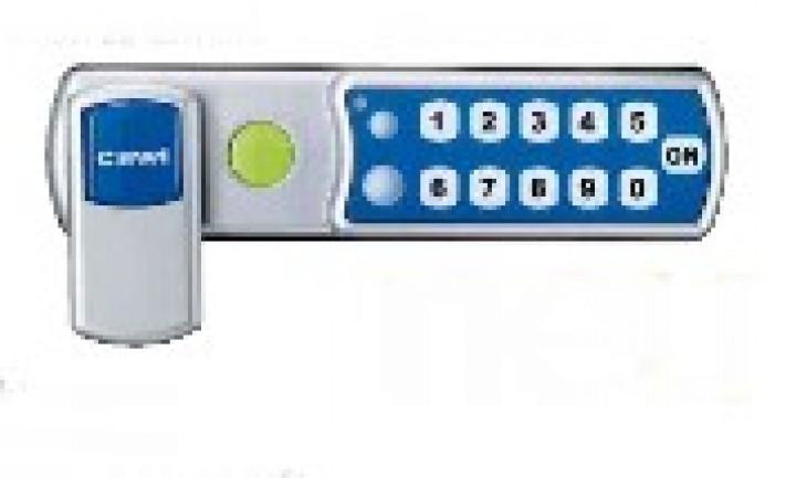 Mobil Safe Größe 3 Fahrzeugtresor mit elektronischem Schloss
