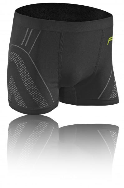F Functional Underwear 'Megalight 140' Boxer, Men, schwarz, M