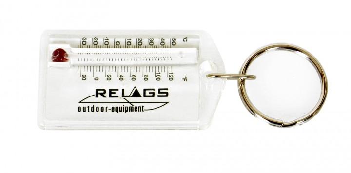 Relags Schlüsselanhänger Thermometer
