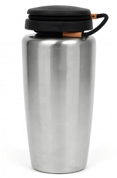 Nalgene Edelstahlflasche Backpacker 0,94 L