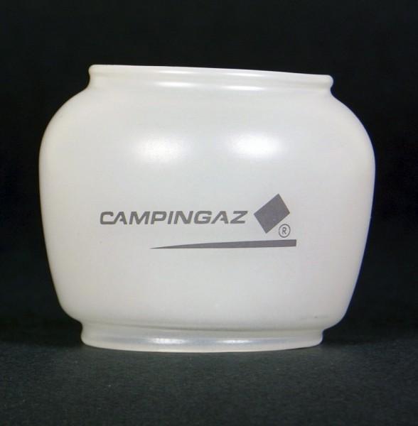 Campingaz Ersatzglas D70 x H60, rund, matt, S