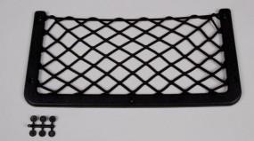 Ablagefach mit Netz 366 x 180 mm