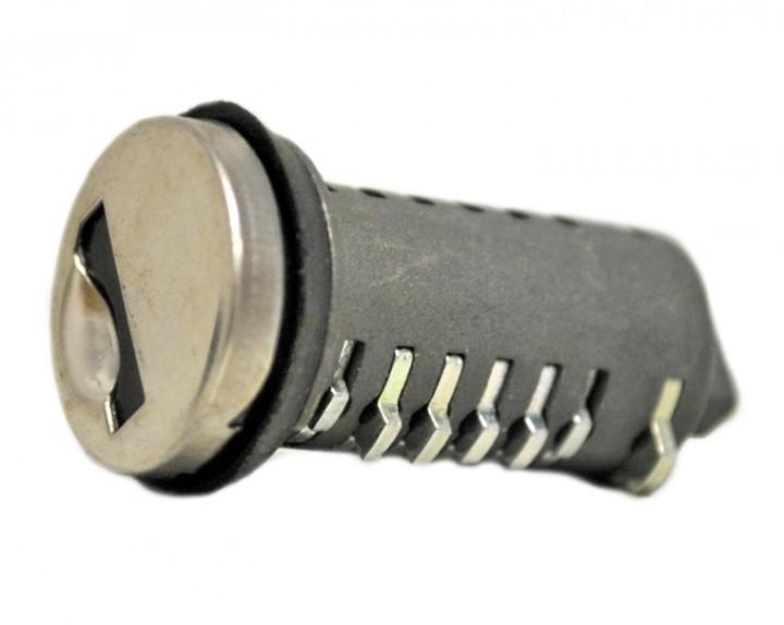 Innenbahn-Schlüssel 5 Steckzylinder & 2 Schlüssel