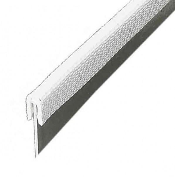 Kantenschutzprofil klein hellgrau Meterware