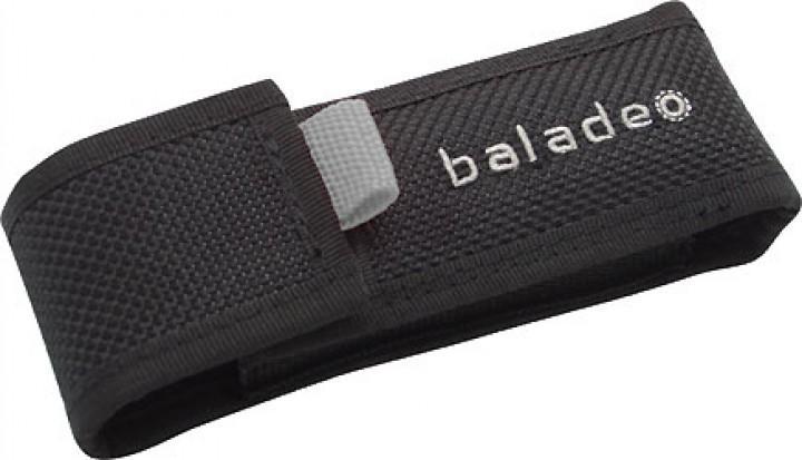 baladéo Outdoorbesteckset schwarz