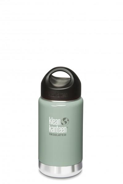 Klean Kanteen Flasche 'Insulated' grün, 0,355 L