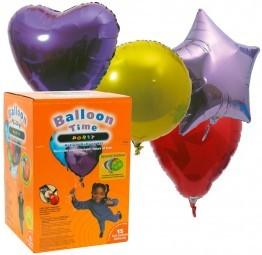 Helium-Ballon-Kit Balloon-Time Party Special Edition