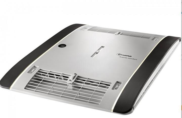 Luftverteiler für Klimaanlage Aventa eco grau
