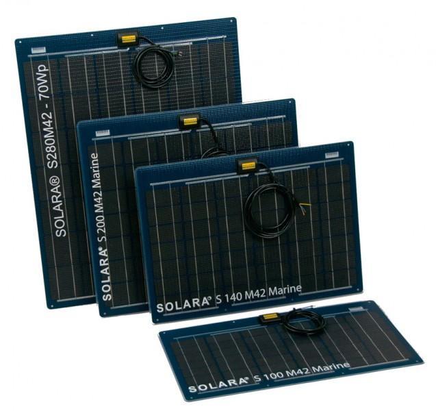 Solara Solarmodul SM 40 M