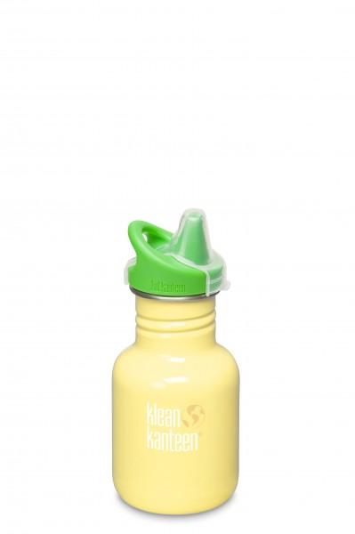 Klean Kanteen Flasche Kid Sippy gelb 0,355 L