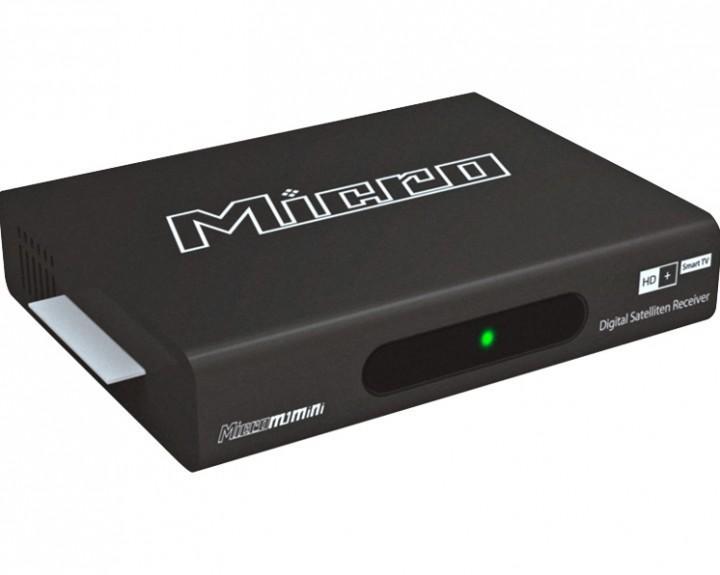 SmartTV Receiver Micro m1 mini HD+