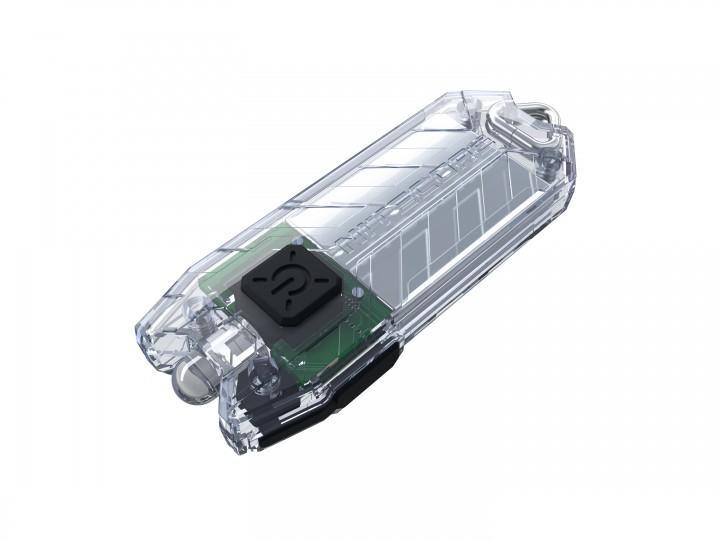 NiteCore Pocket LED 'Tube' transparent