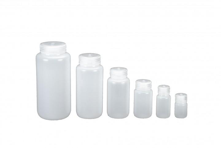 Nalgene Weithalsflaschen, rund 125 ml, Hals Ø 28 mm