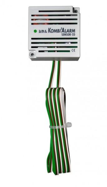 Zusatzsensor CO / Kohlenmonoxid für AMS Kombialarm
