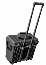 Pelibox 1440 Top Loader schwarz mit Schaumeinsatz