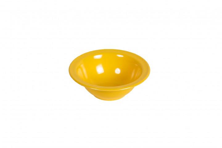 Waca Melamin, gelb Schüssel klein Ø 16,5 cm