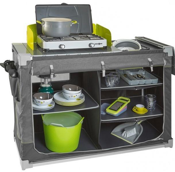 Küchenschrank JumBox CTW 3G Grau