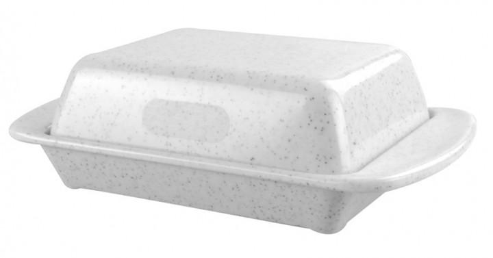 Granit uni Butterdose