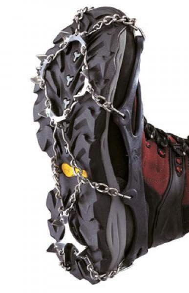 Snowline Schuhketten Chainsen Pro Größe XL 44 - 48