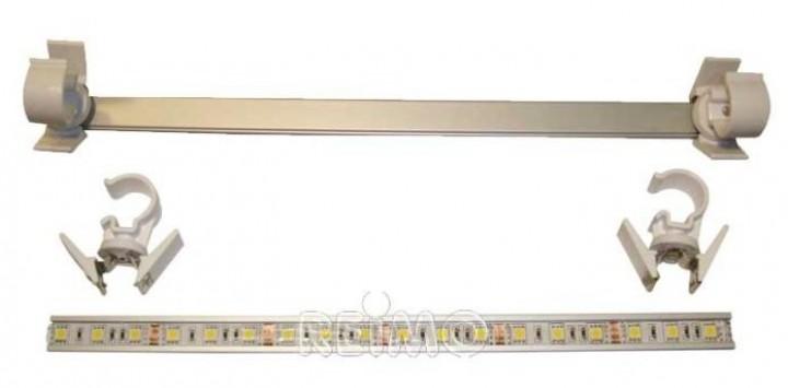 LED Markisenleuchte 300mm 18 SMD 2,4W mit Kabel/Stecker