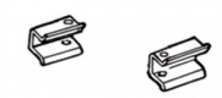 Omnistor 6002 Gelenkarm-Befestigung vorne Satz links und rechts