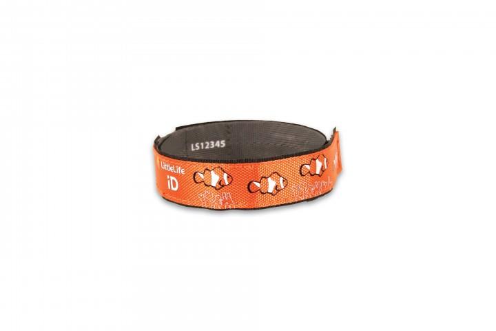 LittleLife Armband Safety iD Clownfish