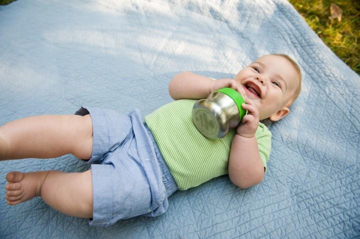 Klean Kanteen Flasche Baby 0,148 L