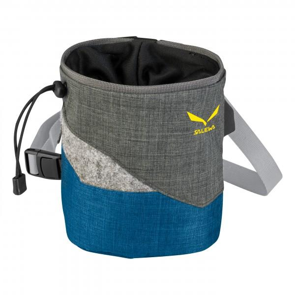 Salewa Chalk Bag 'Horst' blau