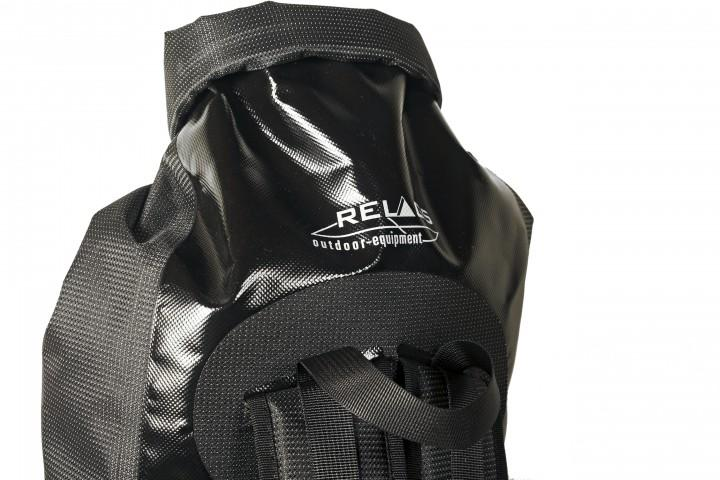 Relags 'Seesack' 40 L, schwarz