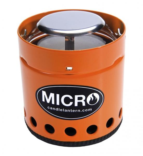 UCO Kerzenlaterne 'Micro' orange