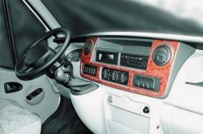 Armaturenveredelung Wurzelholz Renault Master ab 2003